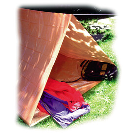 Coghlans Emergency tent Tent orange